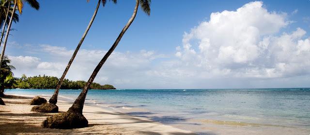 Playas de Puerto Plata en la República Dominicana