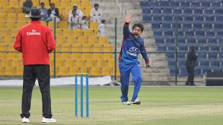 Rashid Khan 5-3 - Afghanistan vs Ireland 2nd T20I 2017 Highlights