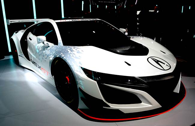 New 2017 Acura NSX Reviews, Price, Photos, and Specs
