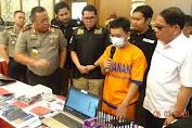 P21, Enam Komplotan Manipulasi Akun Driver Go-Jek Jalani Tahap II di Kejati Jatim