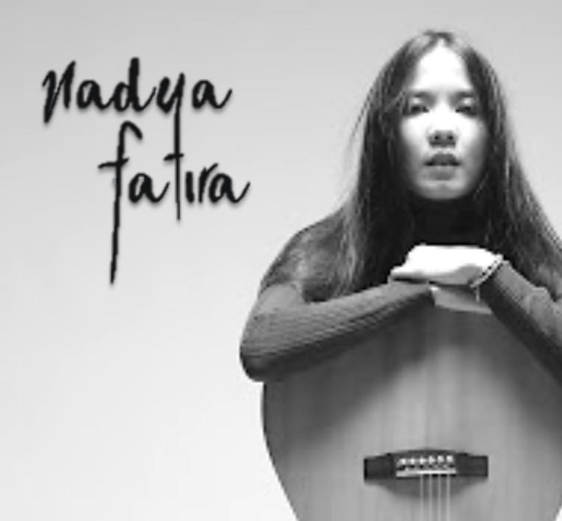 Lirik Nadya Fatira - Come Walk With Me