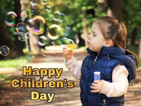 BEST 10 Happy children's day images HD download