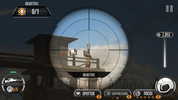 SNIPER X WITH JASON STATHAM Apk Mod (Unlimited Money)