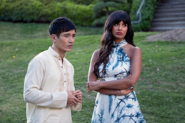 "NUP 186635 0492 595 - The Good Place (S04E01-02) ""A Girl From Arizona"" Season Premiere Preview"