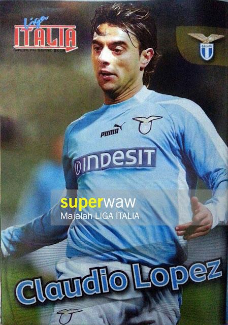 Claudio Lopez Lazio