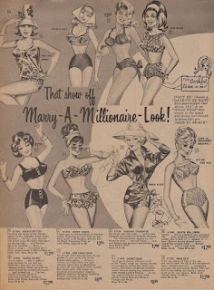 marry a millionaire, vintage, art, fashion, pinup,Vintage clothing,vintage ads,