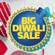 Flipkart Big Diwali Sale Offers 2018 : Extra Cashback