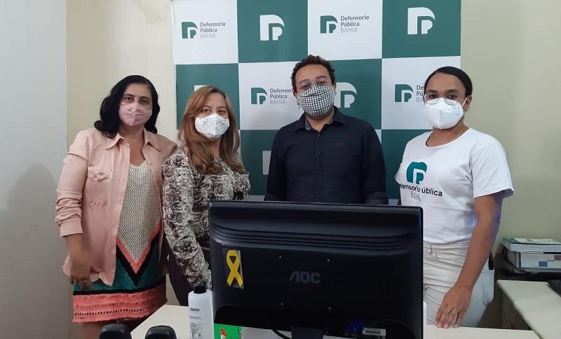 Deam de Juazeiro firma parceria com a Defensoria Pública - Portal Spy Notícias de Juazeiro e Petrolina