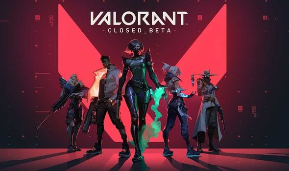 VALORANT | First Person Shooting Game
