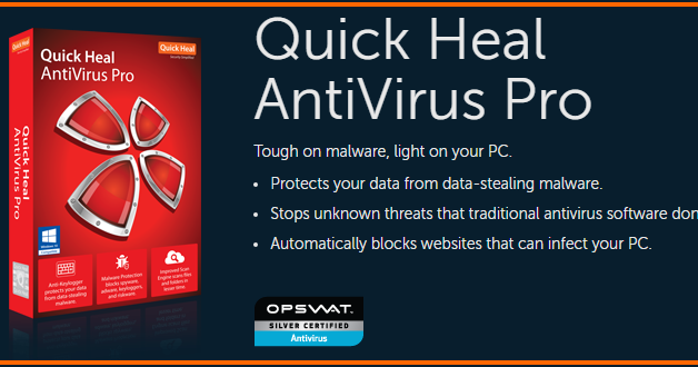 quick heal antivirus free trial 90 days download