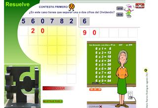 http://www3.gobiernodecanarias.org/medusa/eltanquematematico/ladivision/resuelve/todas/resuelve_t_p.html