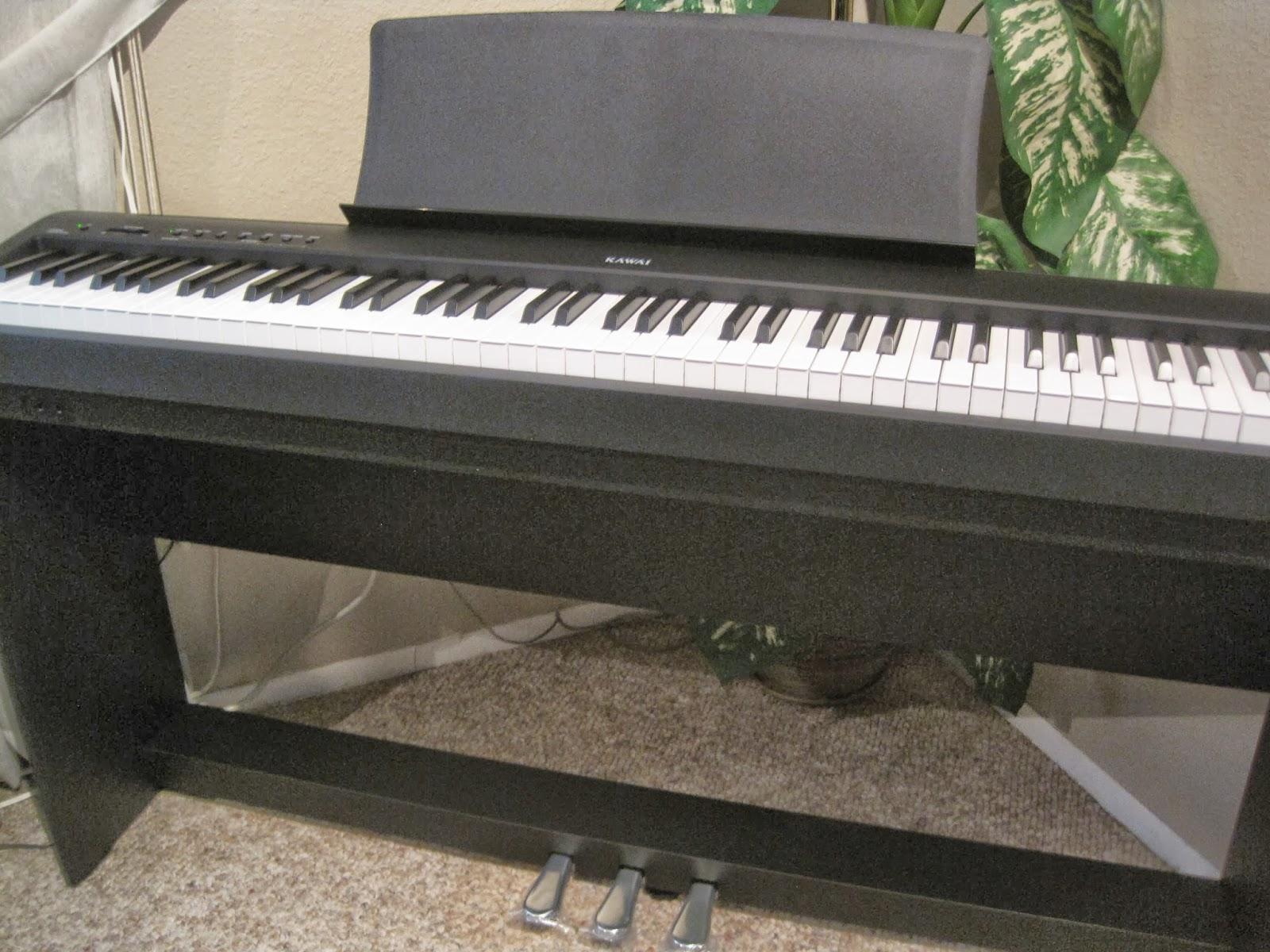az piano reviews review kawai es100 digital piano recommended. Black Bedroom Furniture Sets. Home Design Ideas