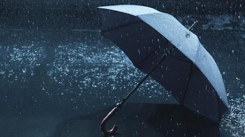 Borús, esős idő várható a hétvégén