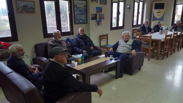 Ήγουμενίτσα: Ο Ελευθέριος Ντόστας εξελέγη νέος πρόεδρος του ΚΑΠΗ Ηγουμενίτσας