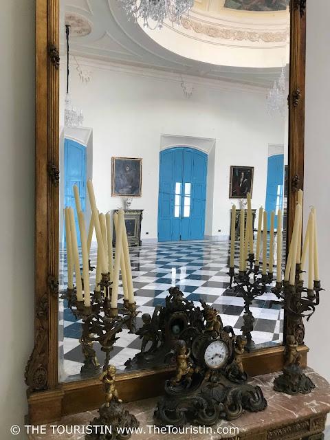 Palacio del Segundo Cabo Vieja Cuba havana the touristin candles