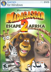 Madagascar 2 (Juego) Escape Africa PC Full Español