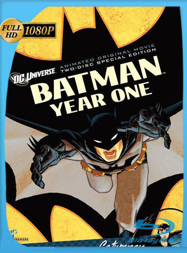 Batman Año Uno (2011) HD [1080p] Latino Dual [GoogleDrive] TeslavoHD
