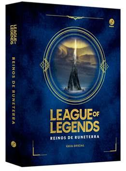 Livro explora o universo de League of Legends