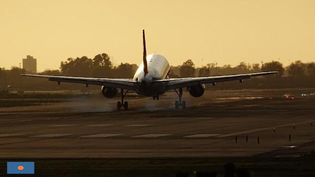 Aterrizaje en el Prat - Josep Tarradellas