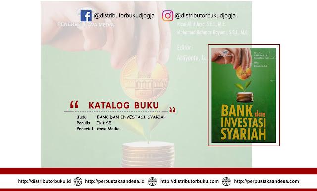 BANK DAN INVESTASI SYARIAH