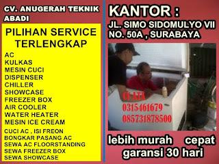 Jasa Service Freezer Box Murah Sidoarjo