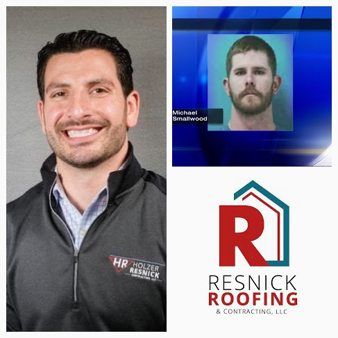 Mike Smallwood Tennessee, Resnick Roofing & Contracting, Adam M. Resnick #resnickroofing