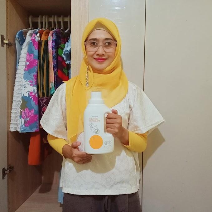 Review Oh My Orange Antibacterial Laundry Detergent Yang Aman Untuk Keluarga