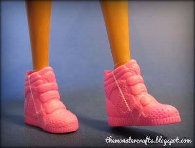 Style So Sweet Petite Fashionista pink shoes