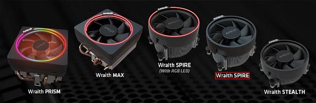 Disipadores para AMD ZEN