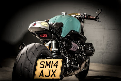 R NineT by  VTR Customs