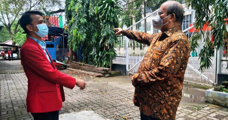 Kunjungi Gereja Katedral Makassar, Begini Tanggapan Ketua Presidium PP PMKRI