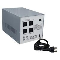 Estabilizador solido de 1000W 1Kva / EN-S1000 - 220vac