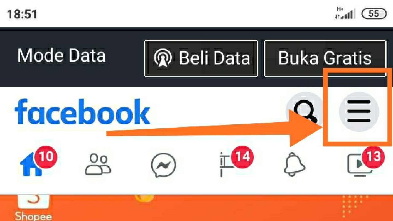 Bisakah kita mengganti email facebook?