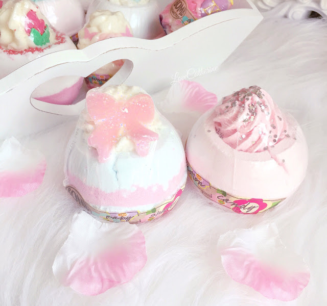 Bomb Cosmetics | Baby Shower & Cotton Candy