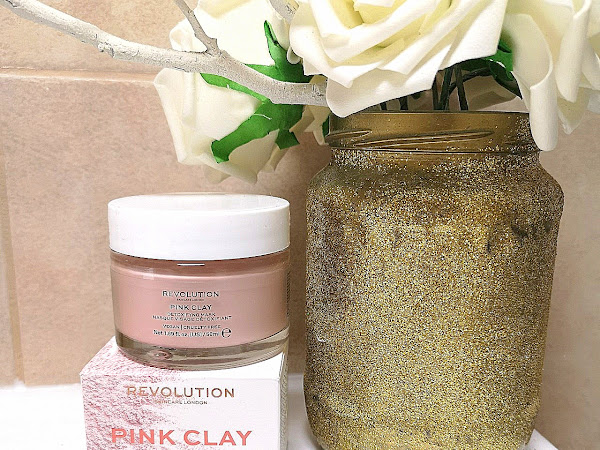 Revolution Skin Pink Clay Mask