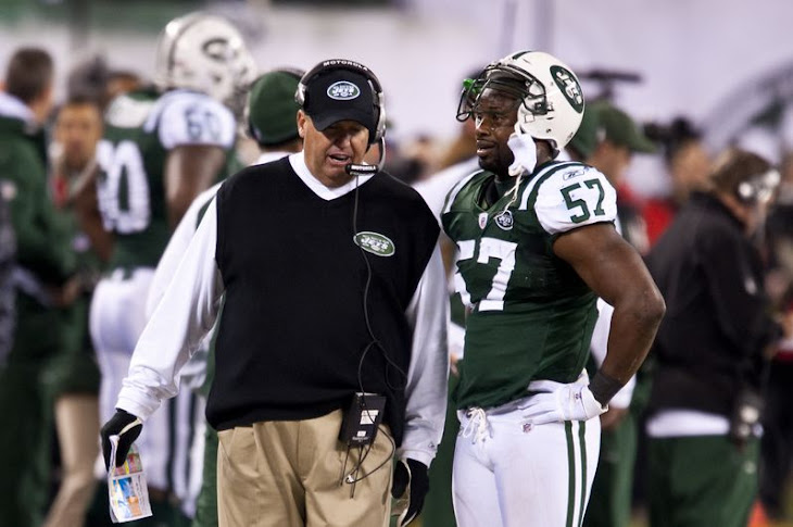 Rex Ryan And Bart Scott Have A New Podcast