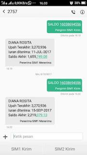 Cek BPJS Ketenagakerjaan Aktif atau Tidak via SMS