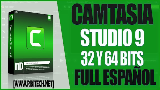 TechSmith Camtasia Studio 9.1.2
