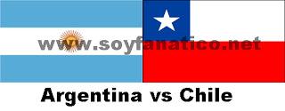 Argentina vs Chile Final 2016