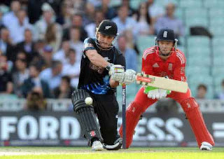 England vs New Zealand 1st T20I 2013 Highlights