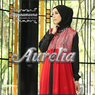 Ayyanameena Aurelia ~ Red