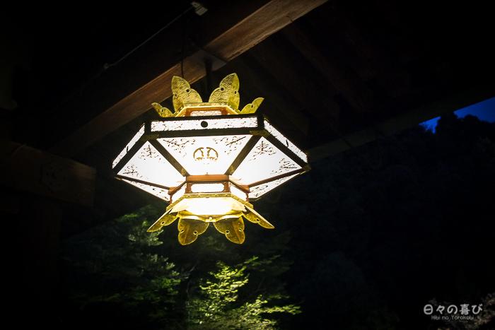 luminaire ouvragé, kiyomizu-dera, kyoto