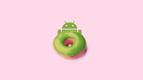 Donut adalah nama Android D