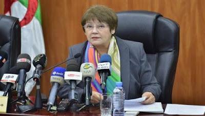 وزيرة التربية الوطنية الأساتذة المعنيين بالترقية في 2017