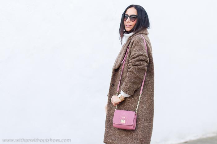 BLogger influencer de moda de Valencia con ideas para vestir en invierno