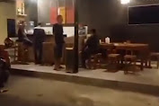 Disulap Jadi Caffe, Kantor Polsek Pekalongan Selatan Viral Di Medsos