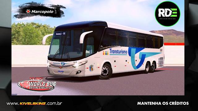 PARADISO G7 1200 - VIAÇÃO TRANSTURISMO