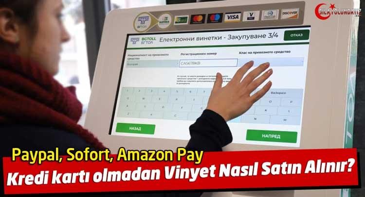 Kredi Kartsız Paypal Vinyet Vignette Satın al