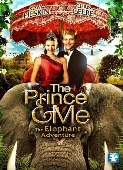 El Principe y Yo [La aventura del elefante] DVDRip Español Latino
