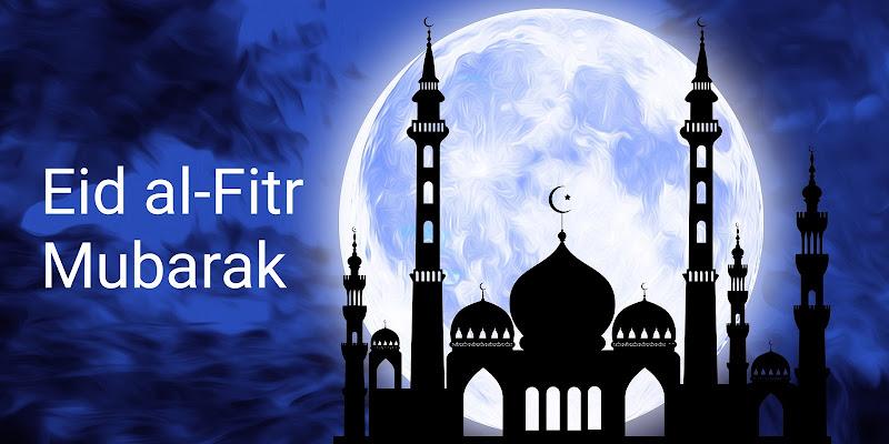 Download HD Eid al-Fitr Mubarak 2021 wishes images